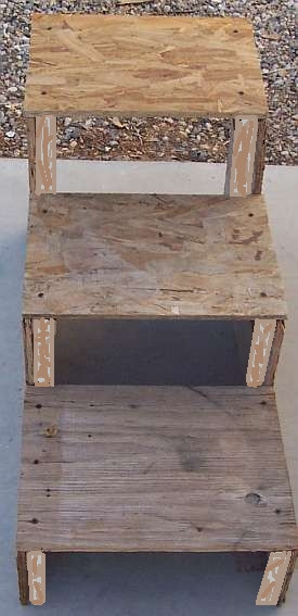 Best ideas about DIY Dog Stairs . Save or Pin Build Doggie Stairs Now.
