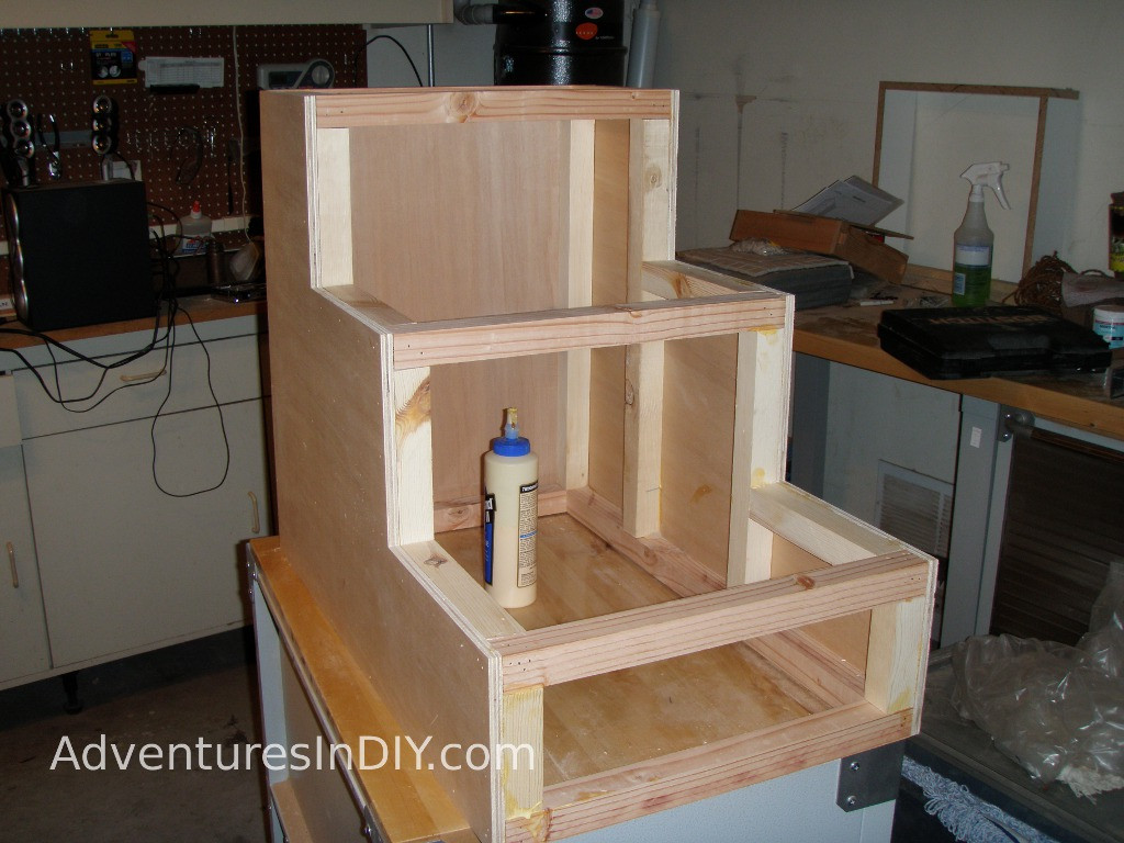 Best ideas about DIY Dog Stairs . Save or Pin Making a Fancy Dog Step – Carcass Construction Now.