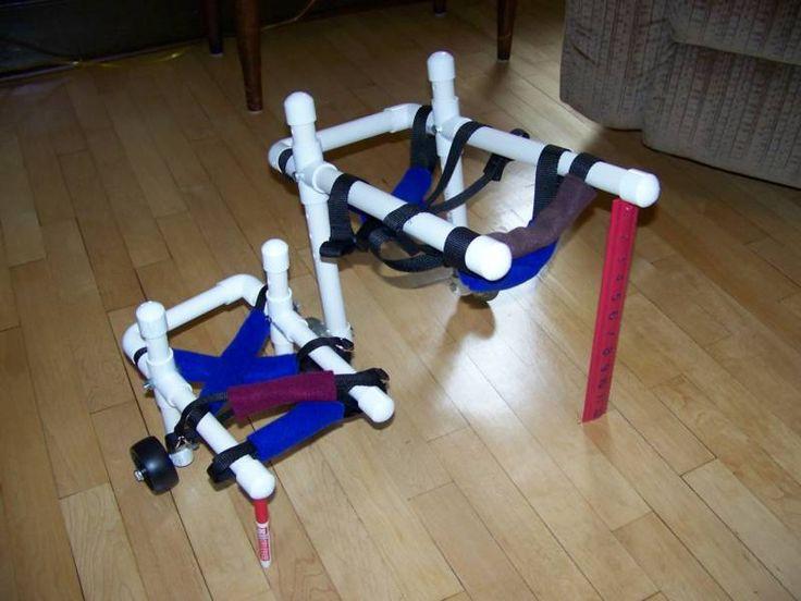 Best ideas about DIY Doggie Wheelchair . Save or Pin 16 best images about wheelchair on Pinterest Now.