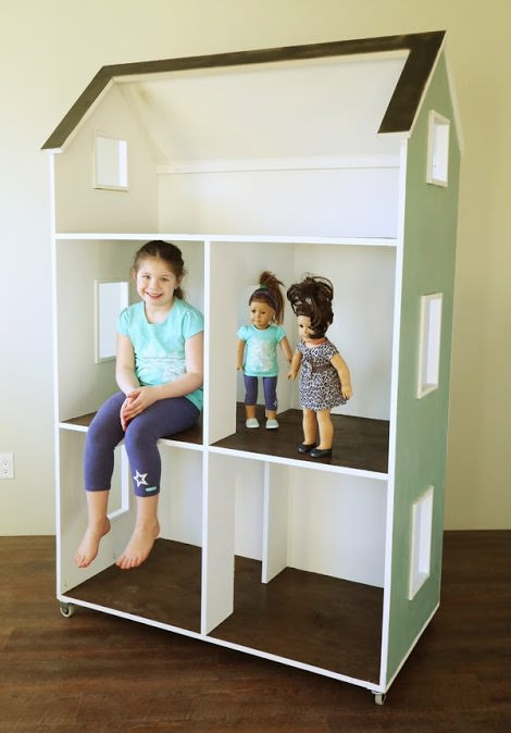 Best ideas about DIY Dollhouse Plans . Save or Pin DIY Kids Furniture Projects Now.