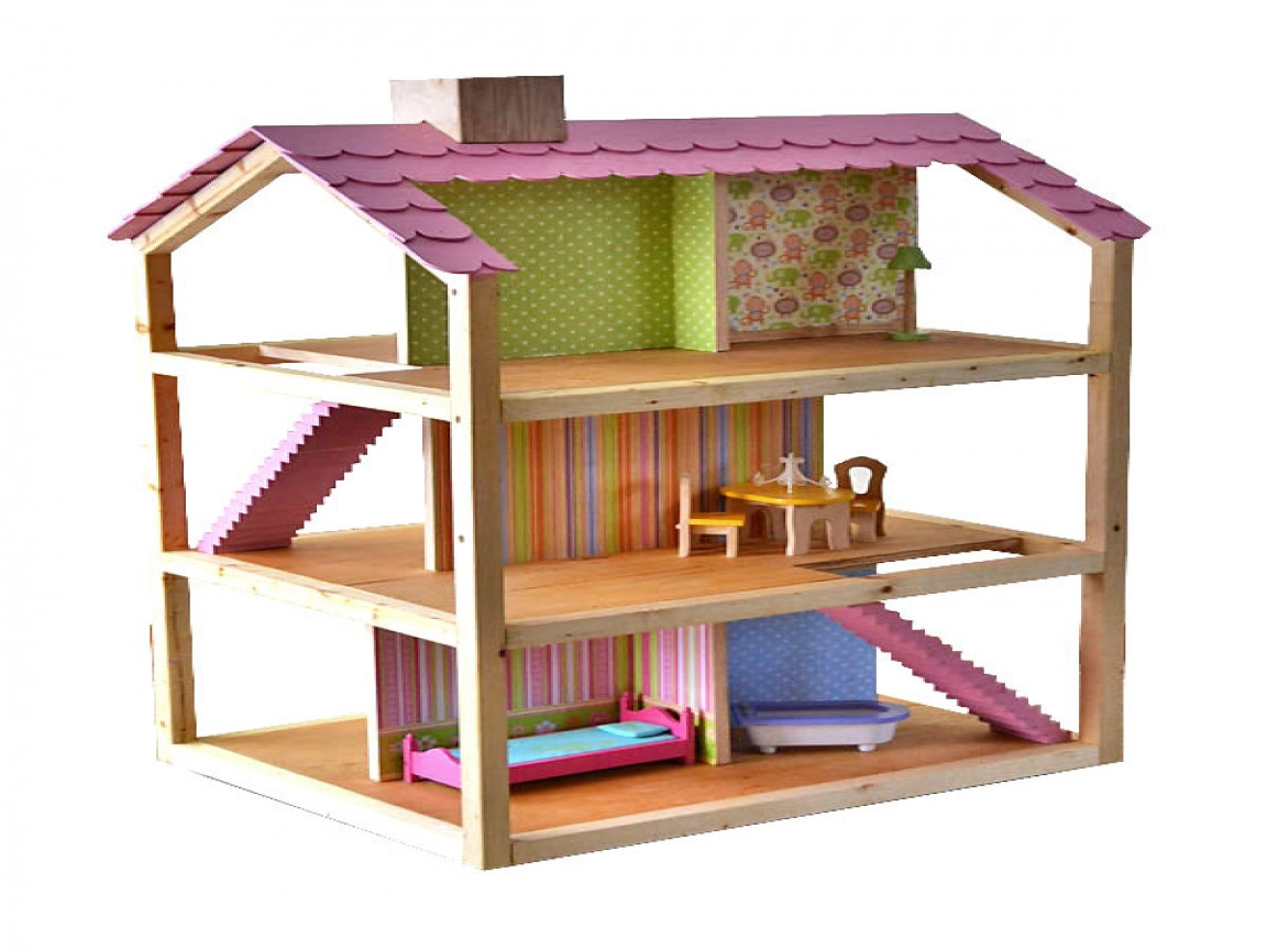 Best ideas about DIY Dollhouse Plans . Save or Pin Dollhouse Blueprints DIY Dollhouse Plans diy house plans Now.