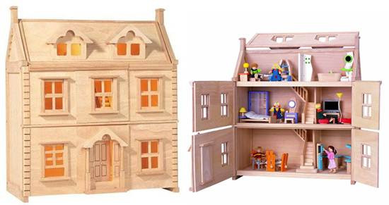 Best ideas about DIY Dollhouse Plans . Save or Pin Diy Dollhouse Plans PDF Woodworking Now.