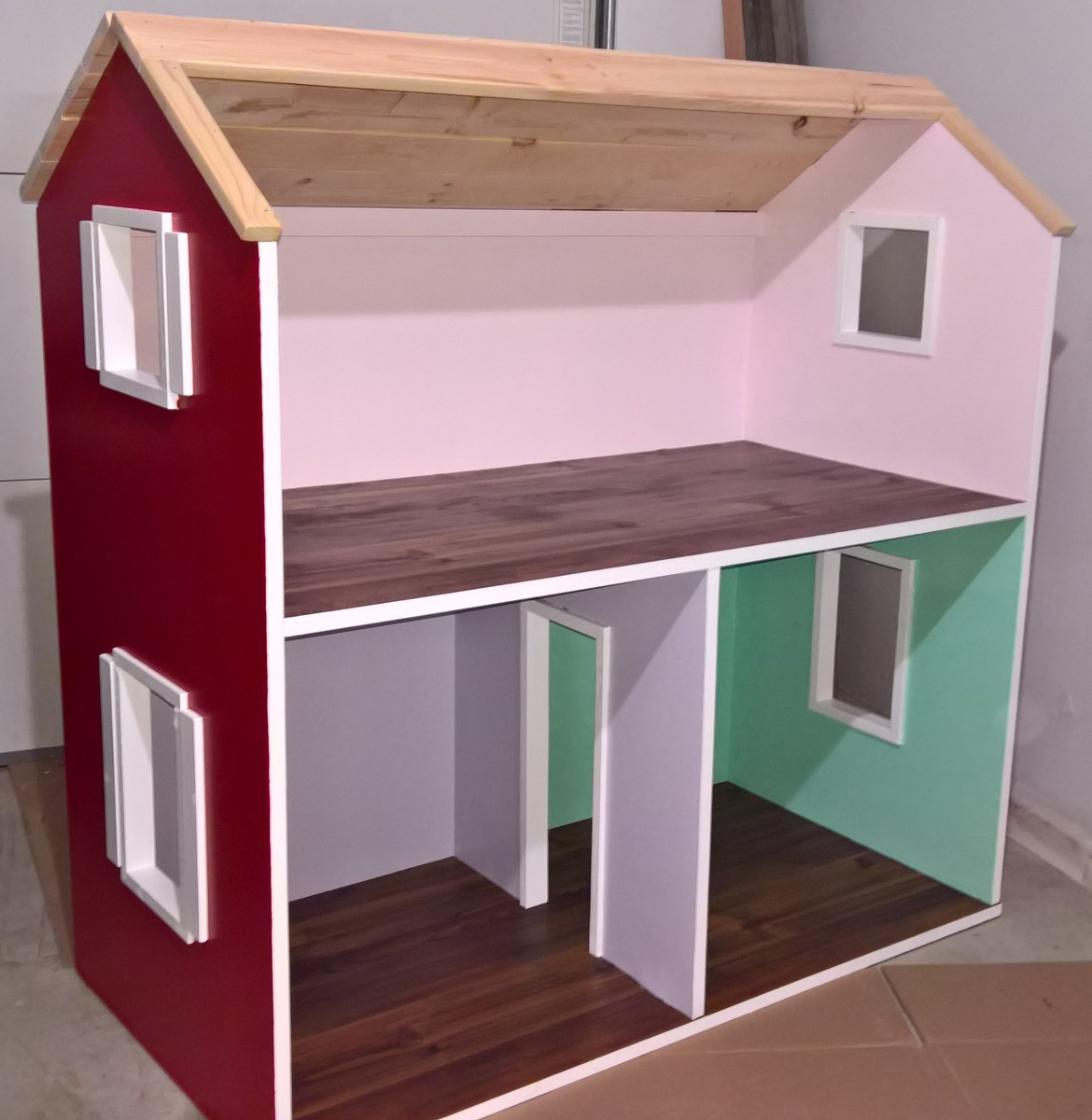 Best ideas about DIY Dollhouse Plans . Save or Pin Ana White Now.