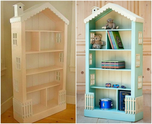 Best ideas about DIY Dollhouse Plans . Save or Pin Awesome DIY dollhouse ideas the best toy for girls ever Now.