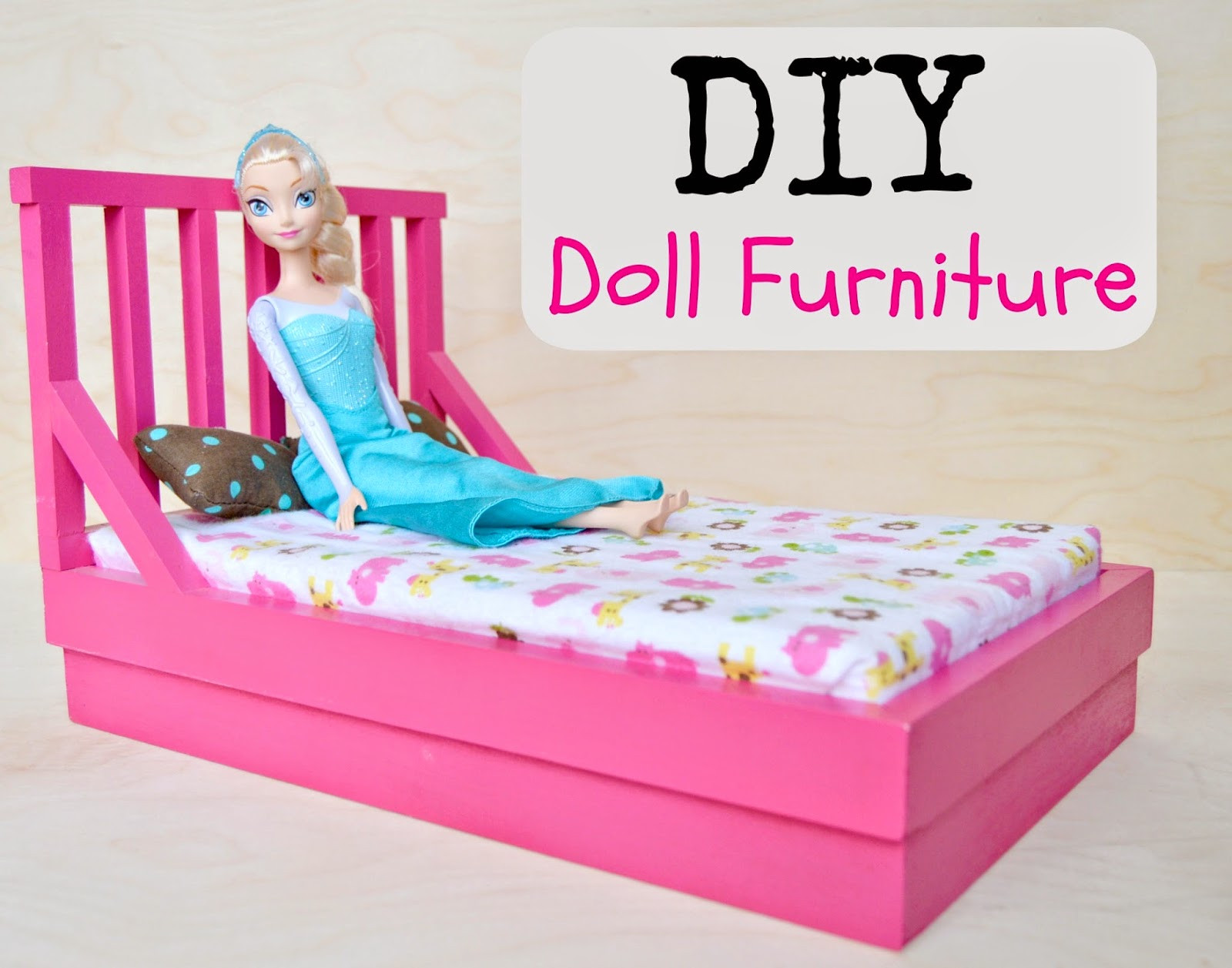 Best ideas about DIY Dolls Furniture . Save or Pin KRUSE S WORKSHOP DIY Dollhouse Furniture Now.