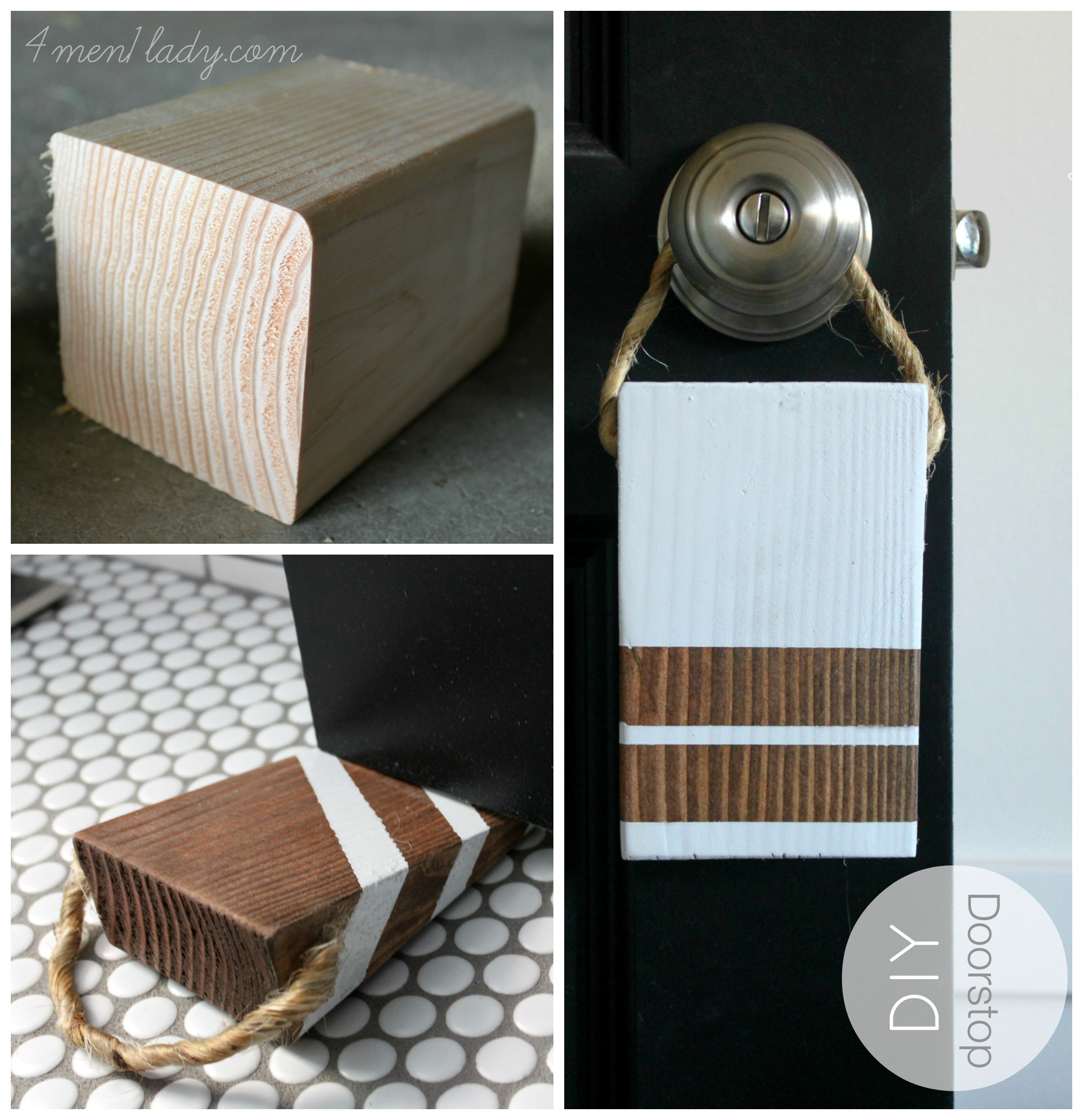 How To Make A Door Stopper.20 Best Diy Door Stoppers Best Collections Ever Home
