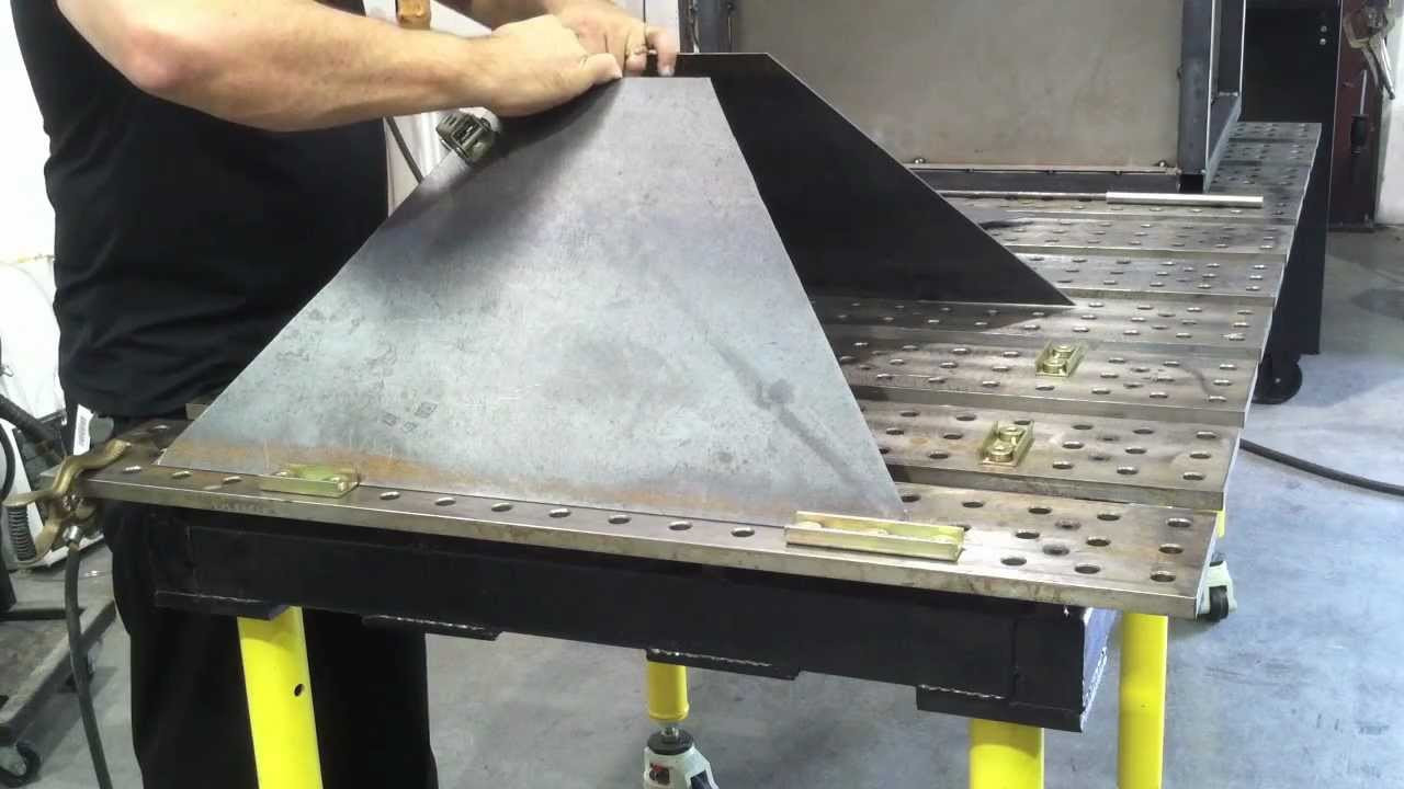 Best ideas about DIY Downdraft Table . Save or Pin Plasma Cutting Table DIY Downdraft Table using Now.
