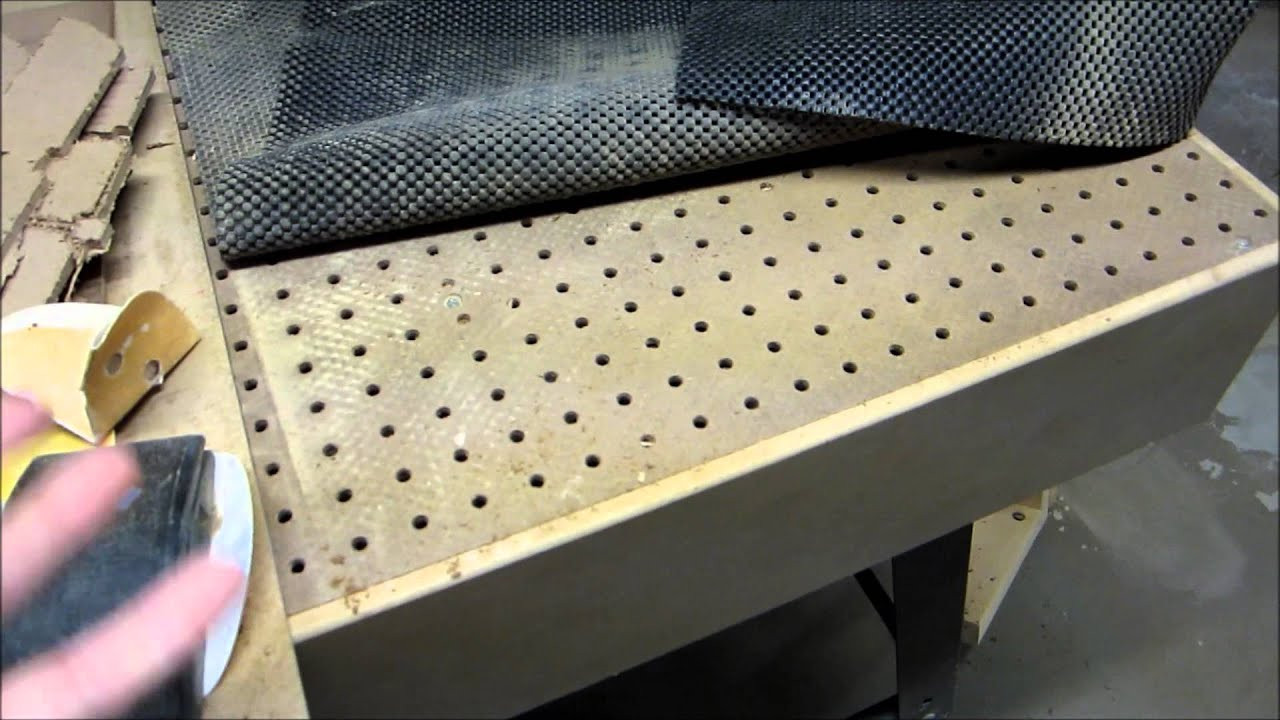 Best ideas about DIY Downdraft Table . Save or Pin DIY Down Draft Table Now.