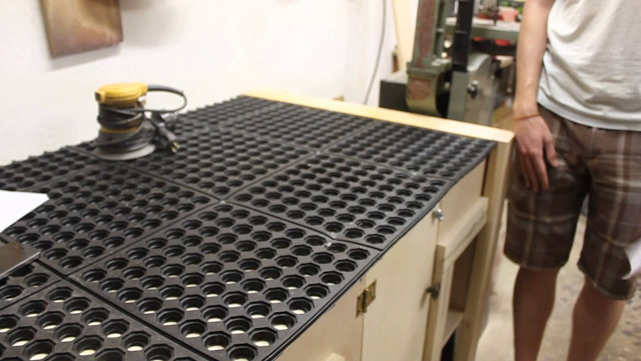 Best ideas about DIY Downdraft Table . Save or Pin Downdraft table demonstration Now.