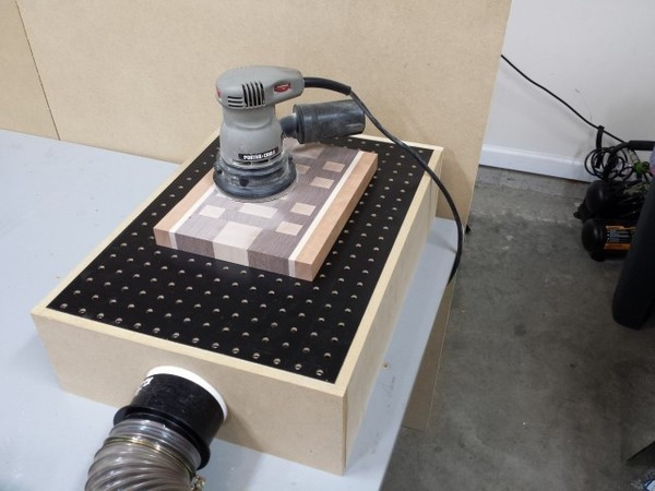 Best ideas about DIY Downdraft Table . Save or Pin Make This DIY Downdraft Sanding Table Now.