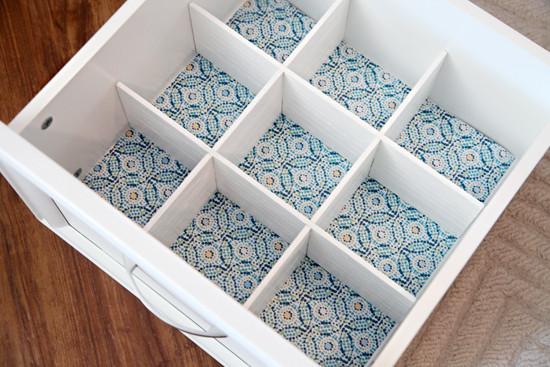 Best ideas about DIY Drawer Dividers . Save or Pin IHeart Organizing How to Make DIY Drawer Dividers Now.