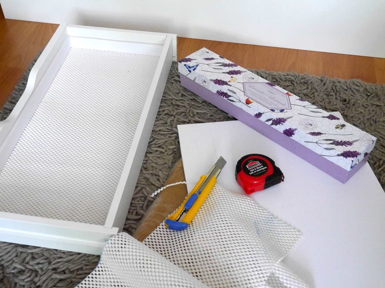 Best ideas about DIY Drawer Dividers . Save or Pin DIY Makeup Storage Drawer Dividers A Beautiful Zen Now.