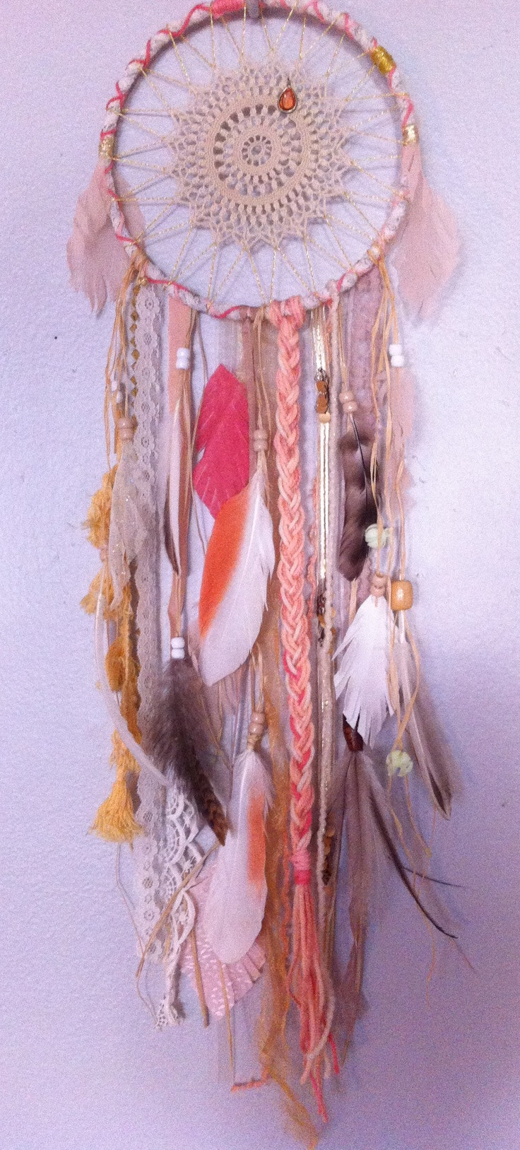 Best ideas about DIY Dream Catchers . Save or Pin 494 best Diy Dreamcatcher images on Pinterest Now.