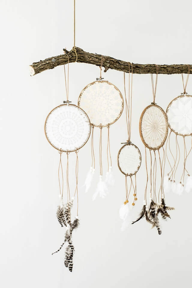 Best ideas about DIY Dream Catchers . Save or Pin DIY Dreamcatcher Tutorials Hey Let s Make Stuff Now.