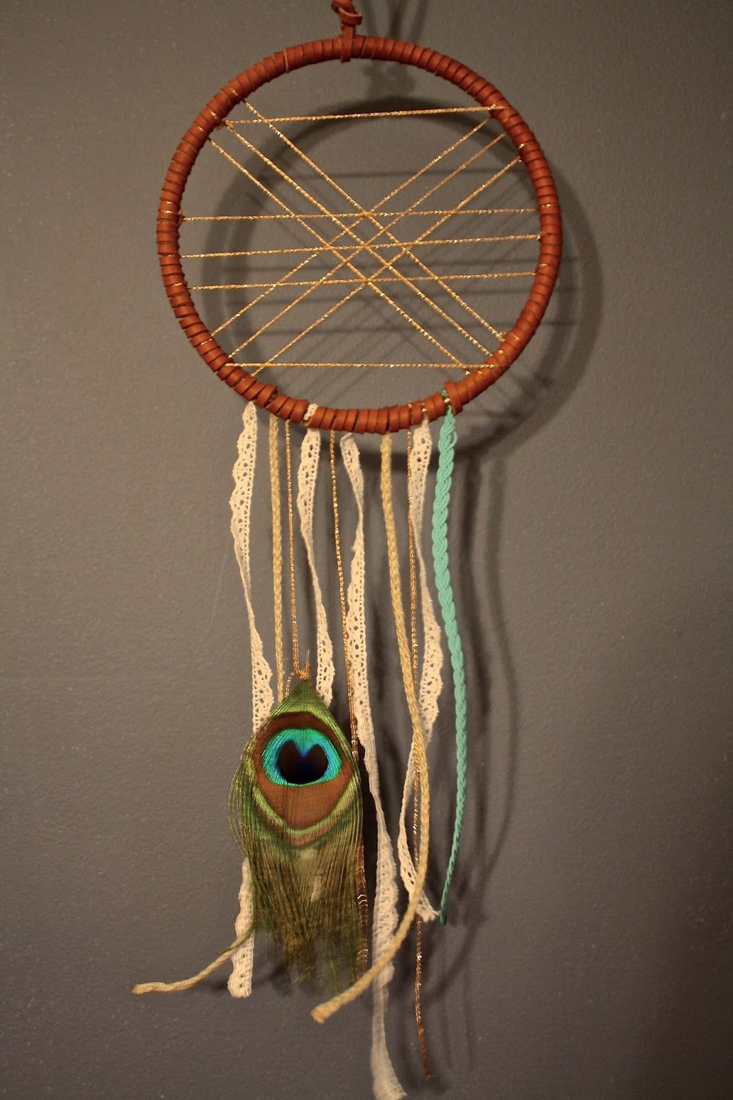 Best ideas about DIY Dream Catchers . Save or Pin Pin by Kyla Pelletier on DIY crafts Now.