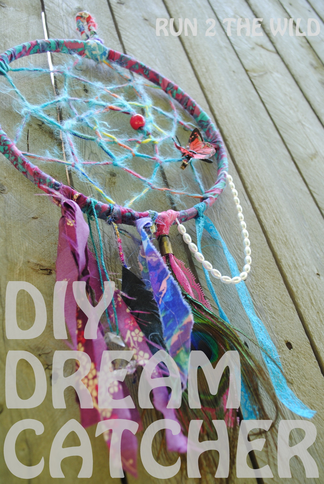Best ideas about DIY Dream Catchers . Save or Pin Run 2 the Wild DIY TUESDAY DREAM CATCHER Now.