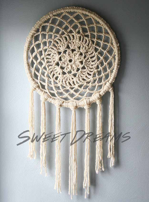 Best ideas about DIY Dream Catchers . Save or Pin Beautiful DIY Dreamcatcher Ideas For Keeping Nightmares Away Now.
