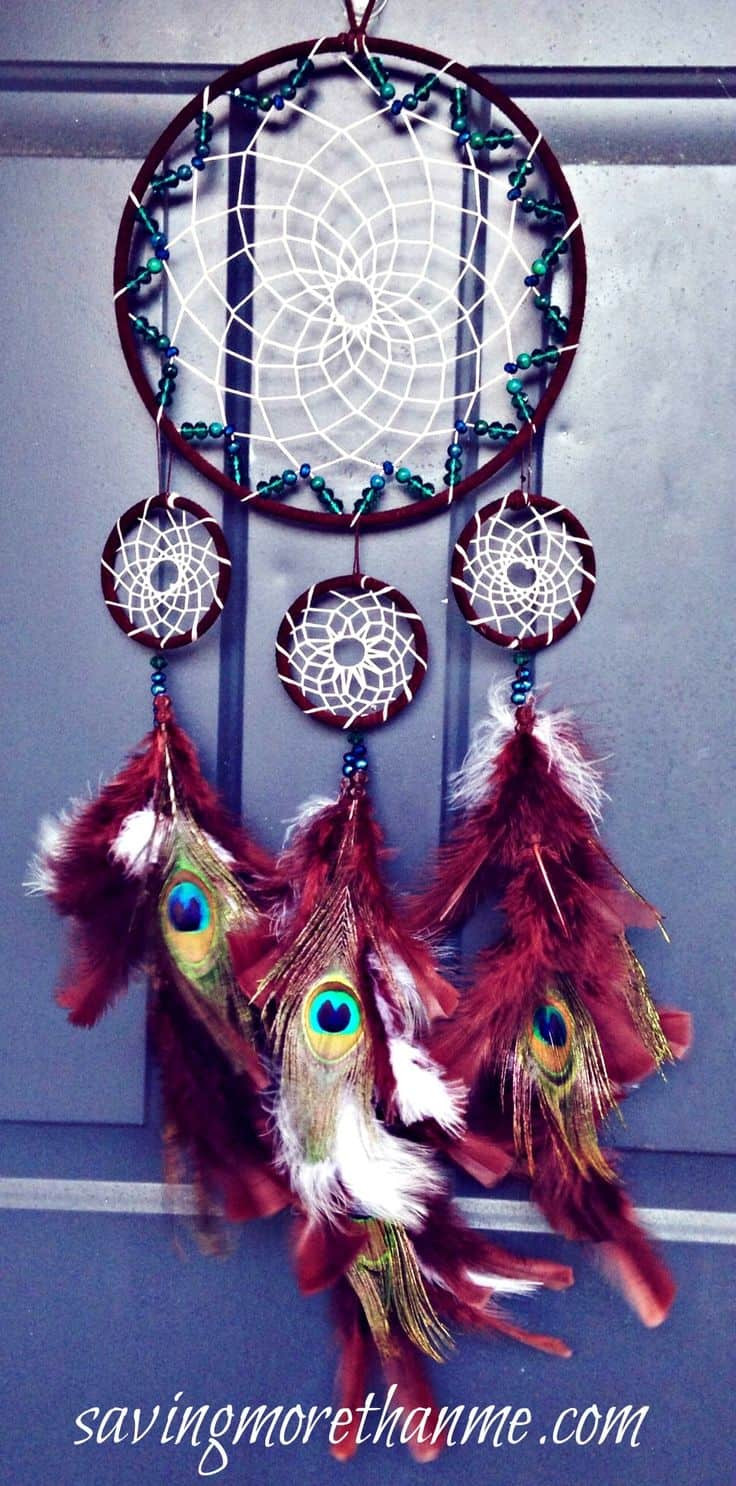 Best ideas about DIY Dream Catchers . Save or Pin How to Make a Dreamcatcher Now.