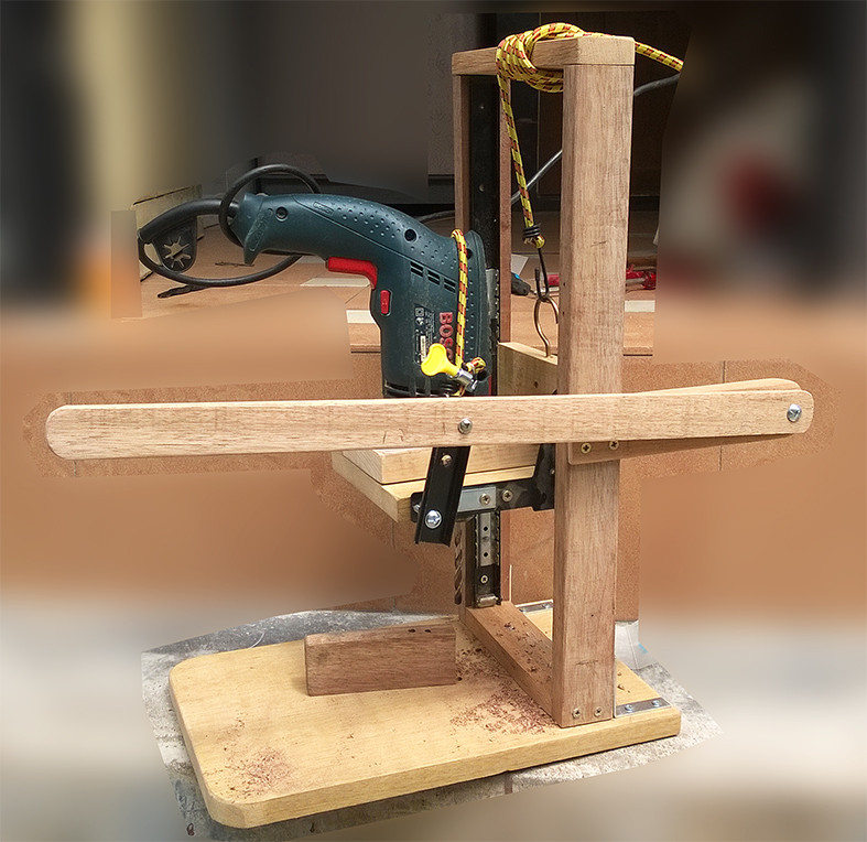 Best ideas about DIY Drill Press . Save or Pin Francis Junction DIY Drill Press Now.