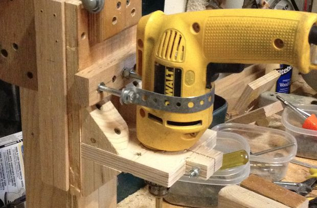 Best ideas about DIY Drill Press . Save or Pin DIY drill press All Now.