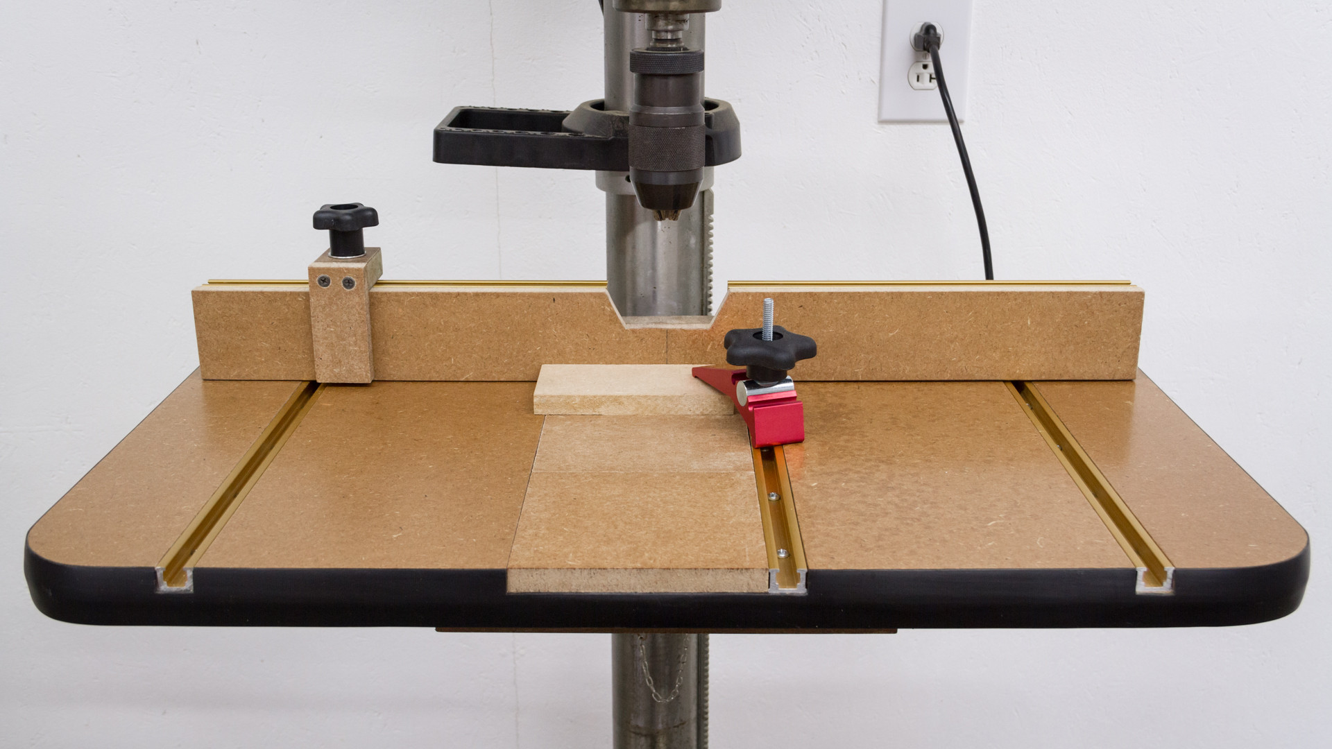 Best ideas about DIY Drill Press Table . Save or Pin Build a Drill Press Table Now.