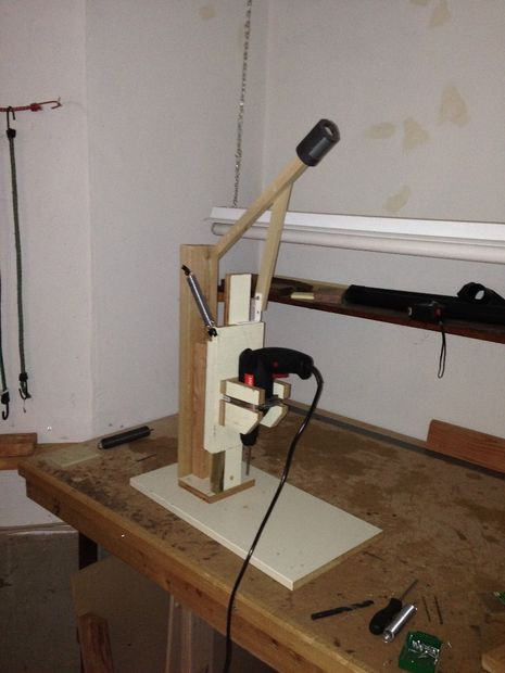 Best ideas about DIY Drill Press Table . Save or Pin Cheap Drill Press DIY Now.