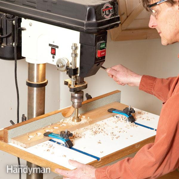 Best ideas about DIY Drill Press Table . Save or Pin How to Build a Drill Press Table Now.