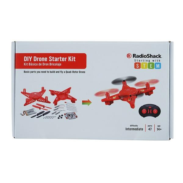 Best ideas about DIY Drone Kit . Save or Pin DIY Drone Starter Kit – RadioShack Now.