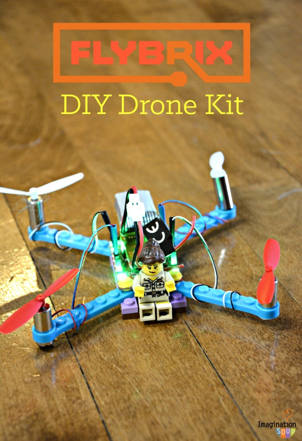 Best ideas about DIY Drone Kit . Save or Pin Flybrix DIY Drone Kit Now.