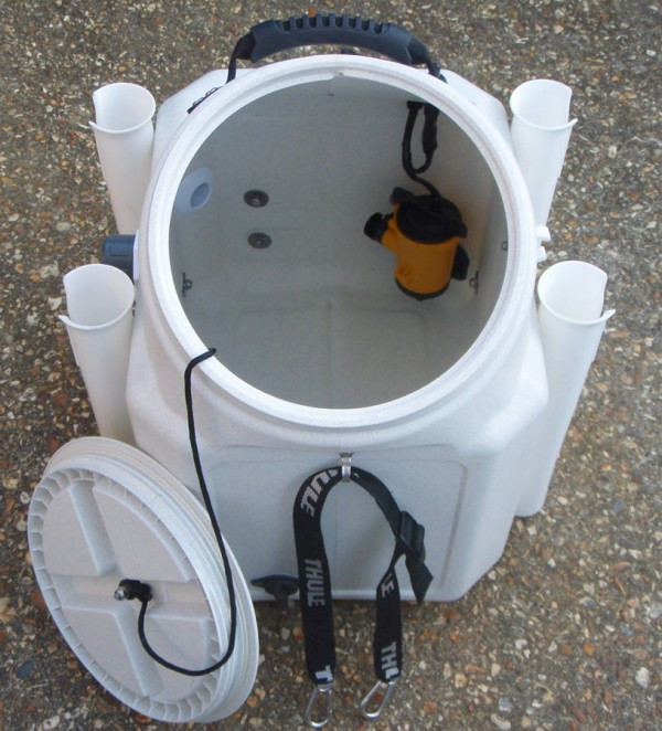 Best ideas about DIY Dry Box . Save or Pin DIY Kayak Livewell & Dry Box Whitby Sea Fishing Now.