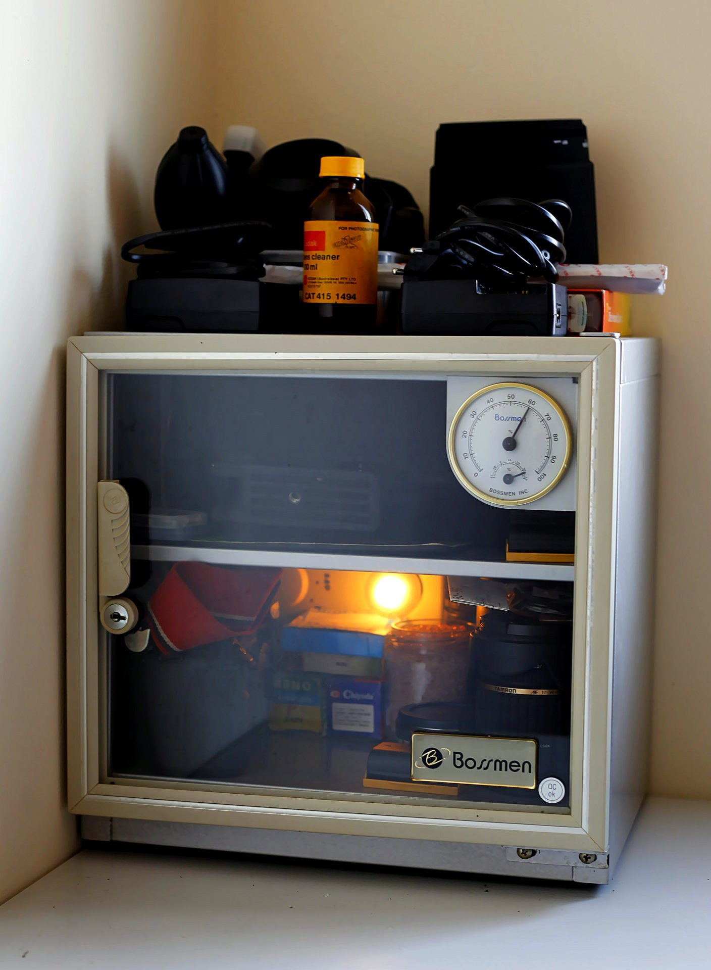 Best ideas about DIY Dry Box . Save or Pin Simple DIY Dehumidifier Dry Box Now.