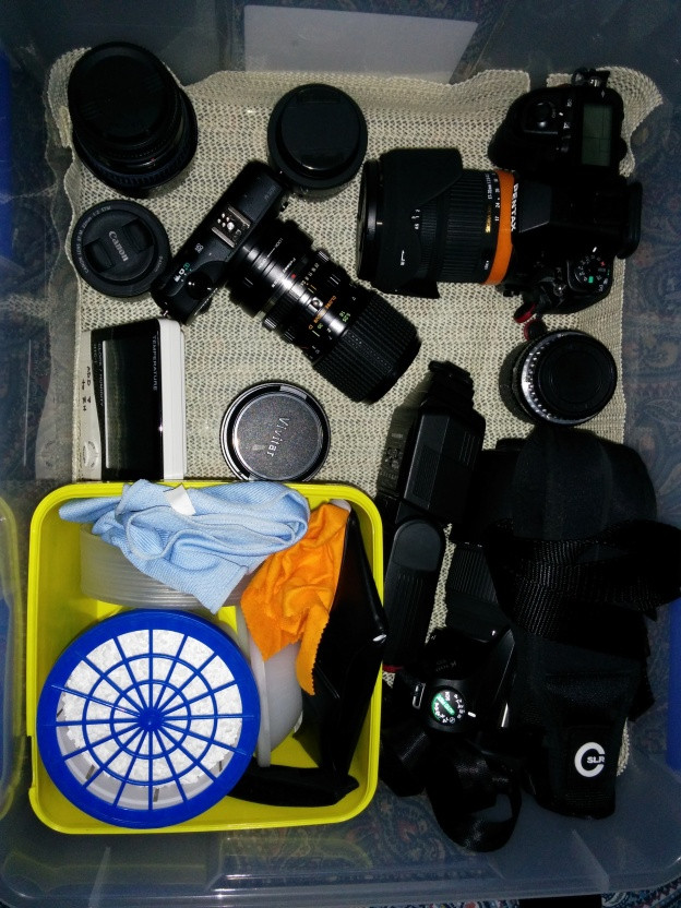 Best ideas about DIY Dry Box . Save or Pin DIY Camera Dry Box Now.