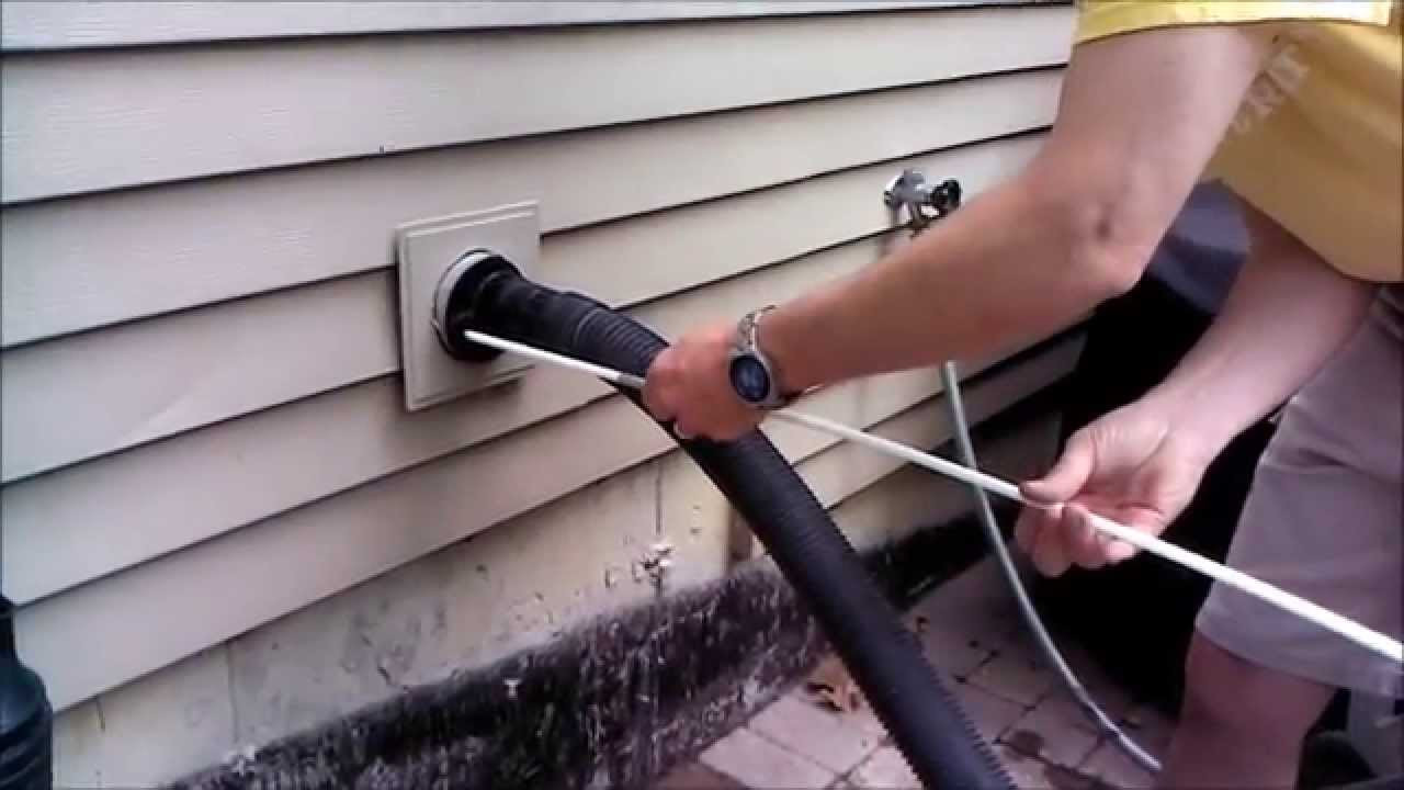 Best ideas about DIY Dryer Vent Cleaning . Save or Pin DIY Clean a Clothes Dryer Vent with Linteater Kit Now.