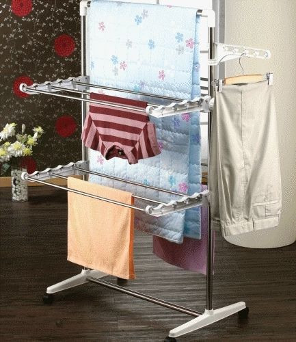 Best ideas about DIY Drying Racks . Save or Pin ★Living room Drying Rack★Wash Dryer★DIY★Clothes Hanger Now.