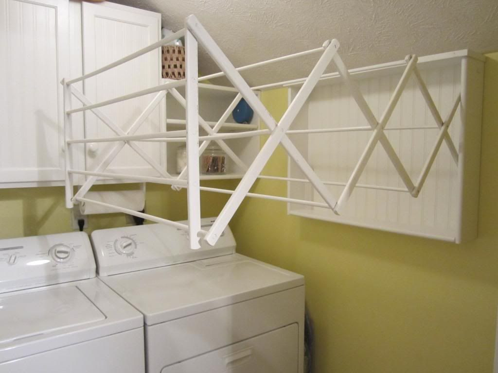 Best ideas about DIY Drying Racks . Save or Pin Make Your Own Laundry Room Drying Rack–Easy DIY Project Now.