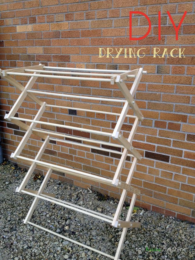 Best ideas about DIY Drying Racks . Save or Pin 423 best images about Woodworking stuff on Pinterest Now.