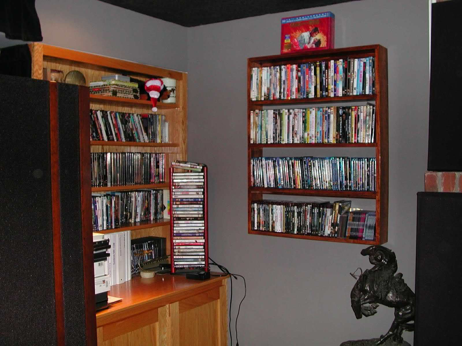 Best ideas about DIY Dvd Rack . Save or Pin DIY DVD rack Simplicity AVS Forum Now.