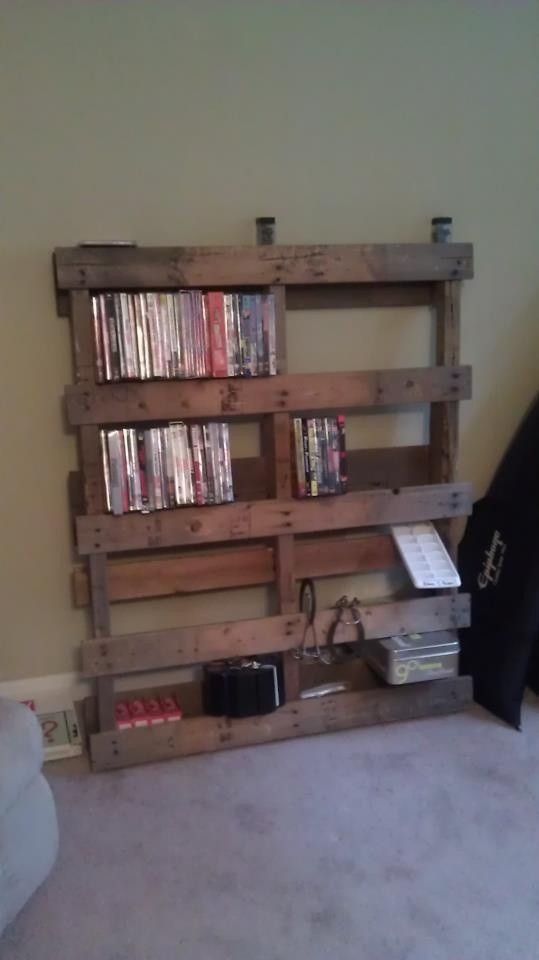 Best ideas about DIY Dvd Rack . Save or Pin Best 25 Dvd rack ideas on Pinterest Now.