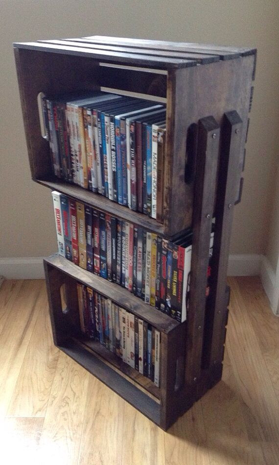 Best ideas about DIY Dvd Rack . Save or Pin 25 best ideas about Dvd Rack on Pinterest Now.