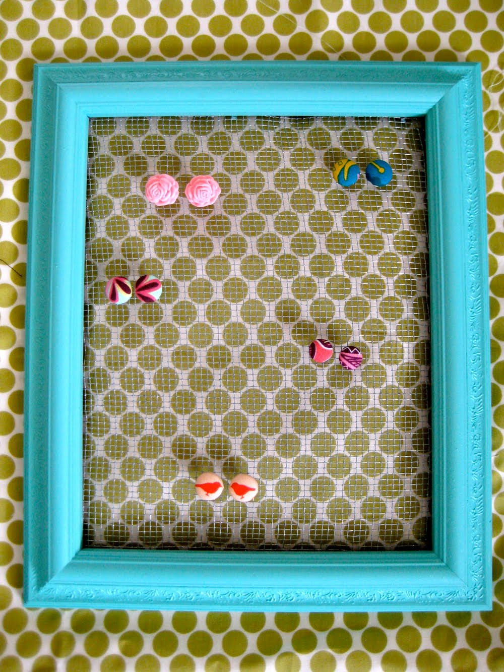 Best ideas about DIY Earring Display . Save or Pin 64 DIY Earring Holder How to's Now.