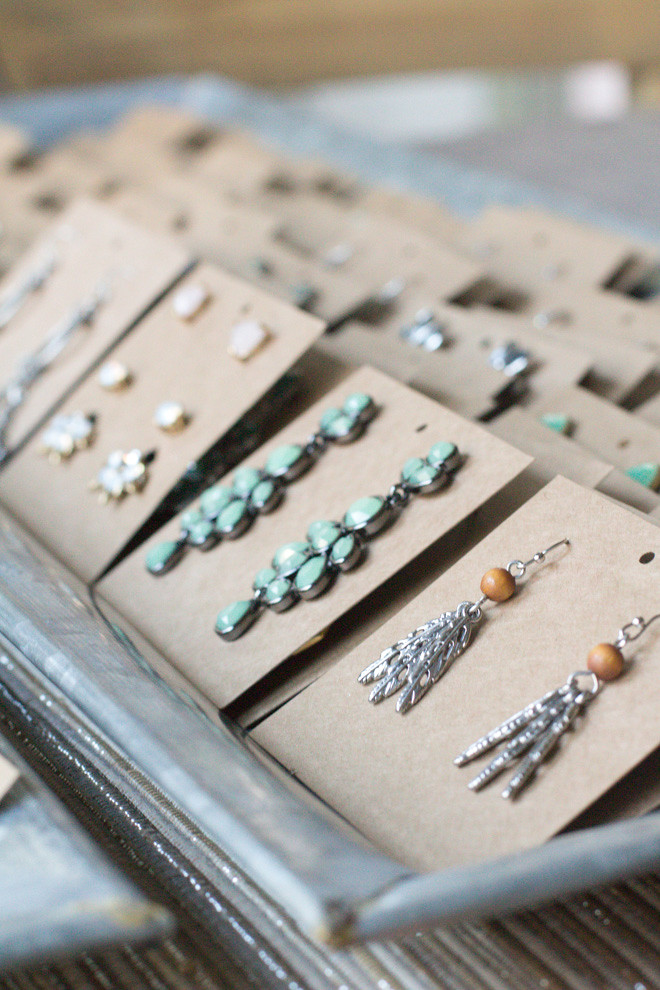Best ideas about DIY Earring Display . Save or Pin Earring Display Cards Now.
