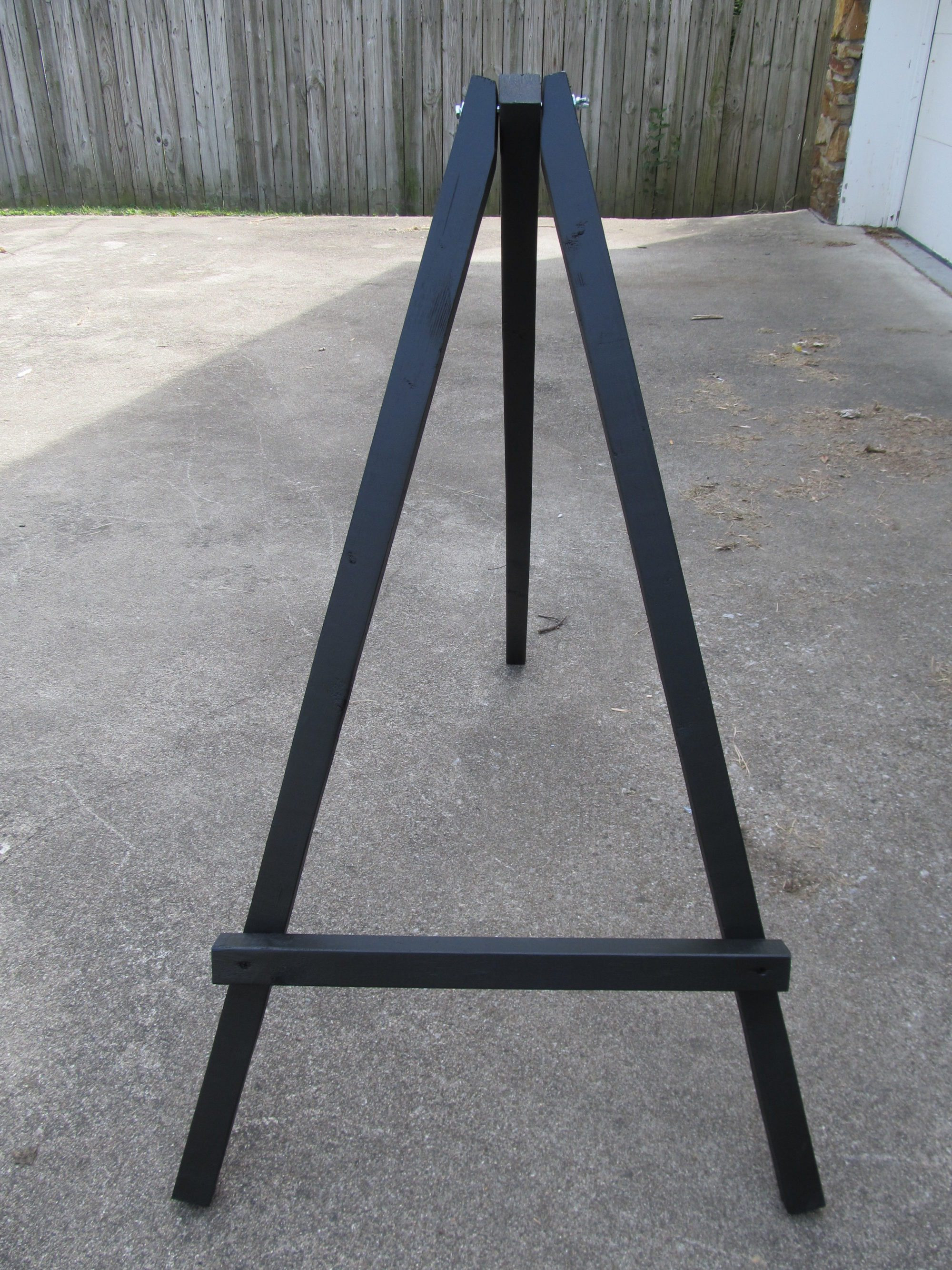 Best ideas about DIY Easel Stand . Save or Pin How To Make a Display Easel My Repurposed Life™ Now.