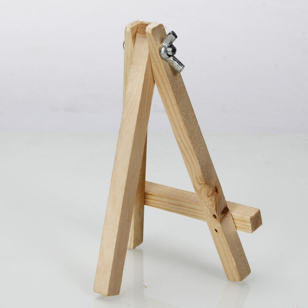 Best ideas about DIY Easel Stand . Save or Pin 5 6 inch Artist Wood Tripod Easel Display Stand for Now.