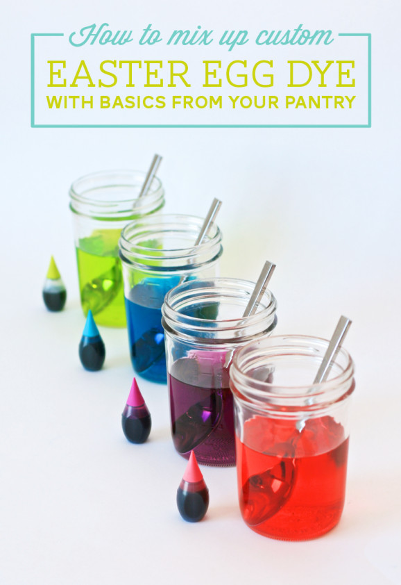 Best ideas about DIY Egg Dye . Save or Pin How to Make Easter Egg Dye Paging Supermom Now.