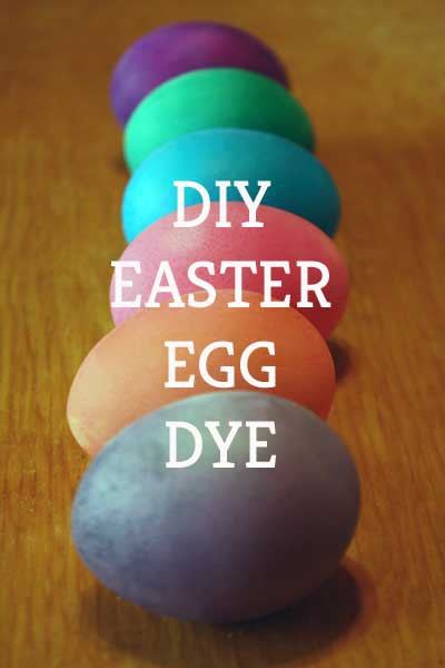 Best ideas about DIY Egg Dye . Save or Pin DIY Easter Egg Dye Now.