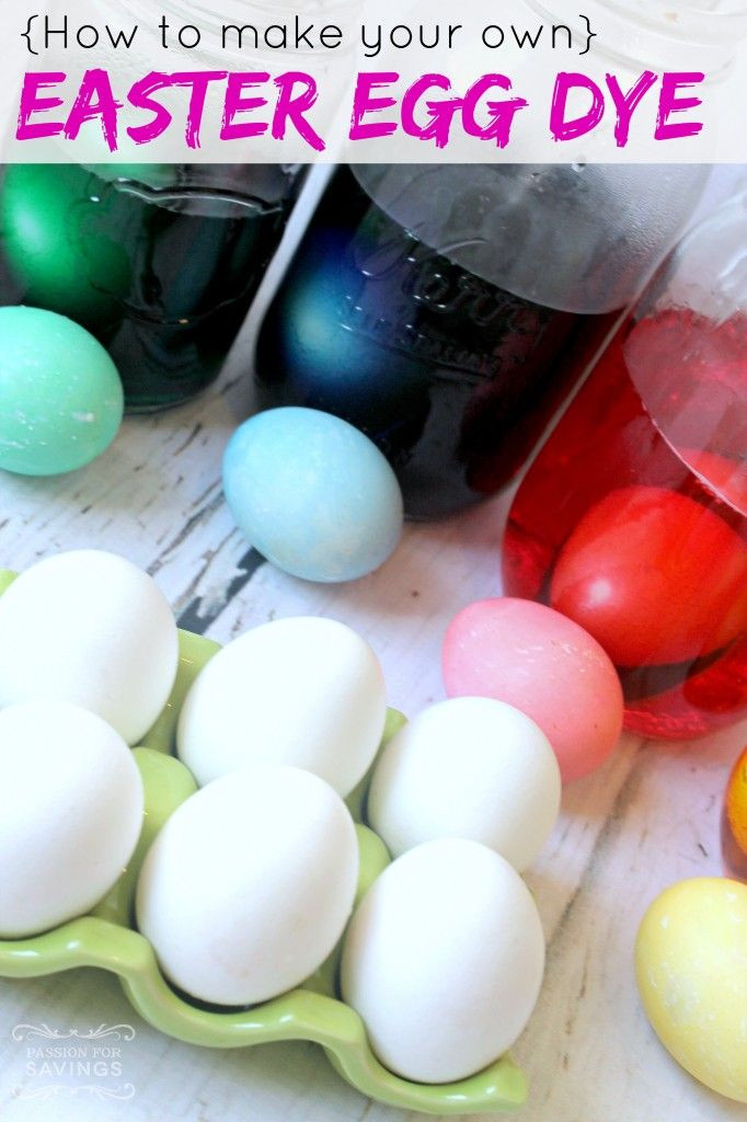 Best ideas about DIY Egg Dye . Save or Pin Homemade Easter Egg Dye Recipe Perfect for Easter Parties Now.
