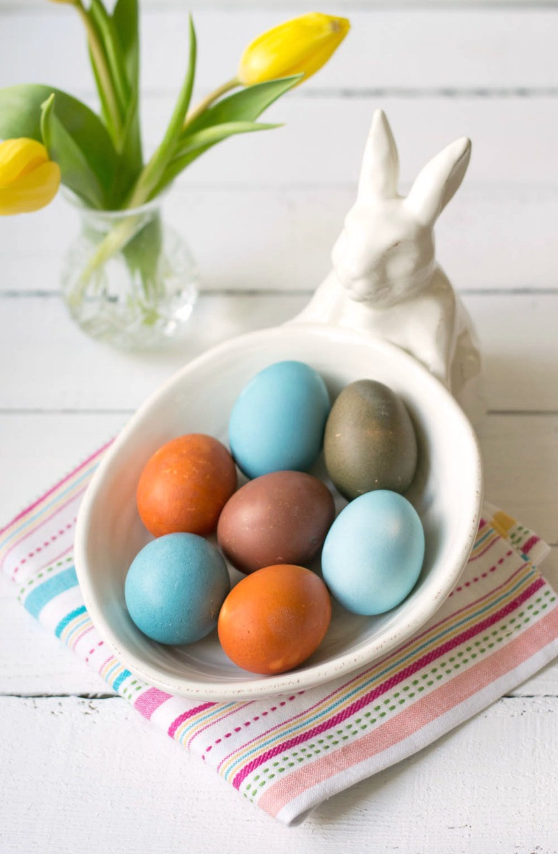 Best ideas about DIY Egg Dye . Save or Pin Homemade Easter Egg Dye Tutorial Discover Now.