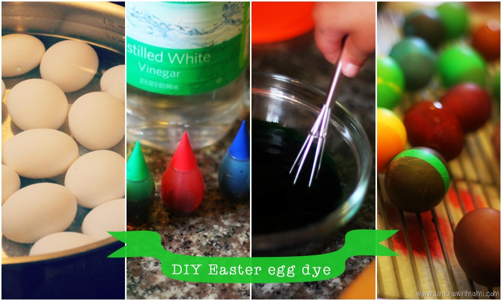 Best ideas about DIY Egg Dye . Save or Pin DIY Easter Egg Dye with Food Coloring and Vinegar Now.