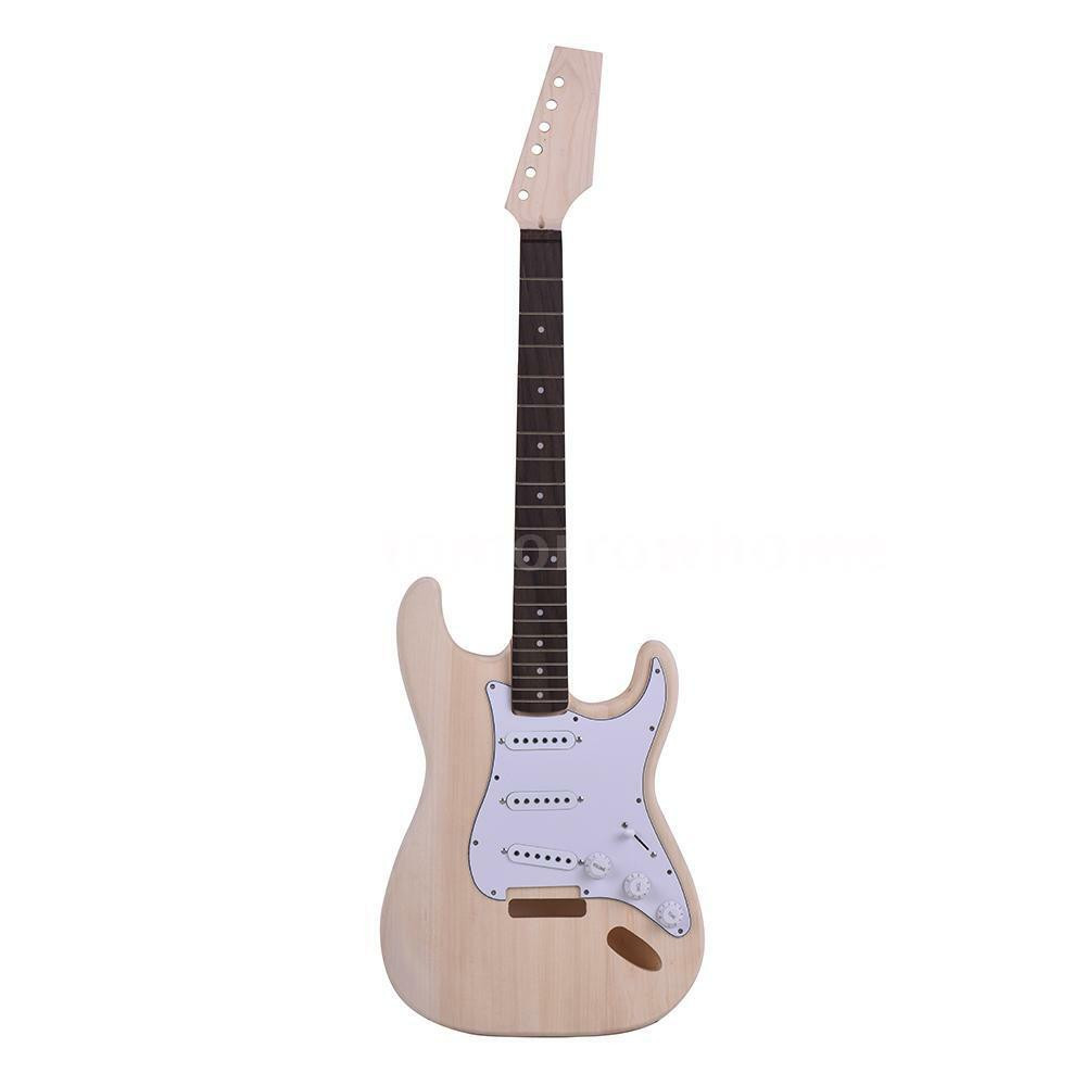 Best ideas about DIY Electric Guitar . Save or Pin DIY 6 STRING ELECTRIC GUITAR BUILDER KIT BASSWOOD BODY Now.