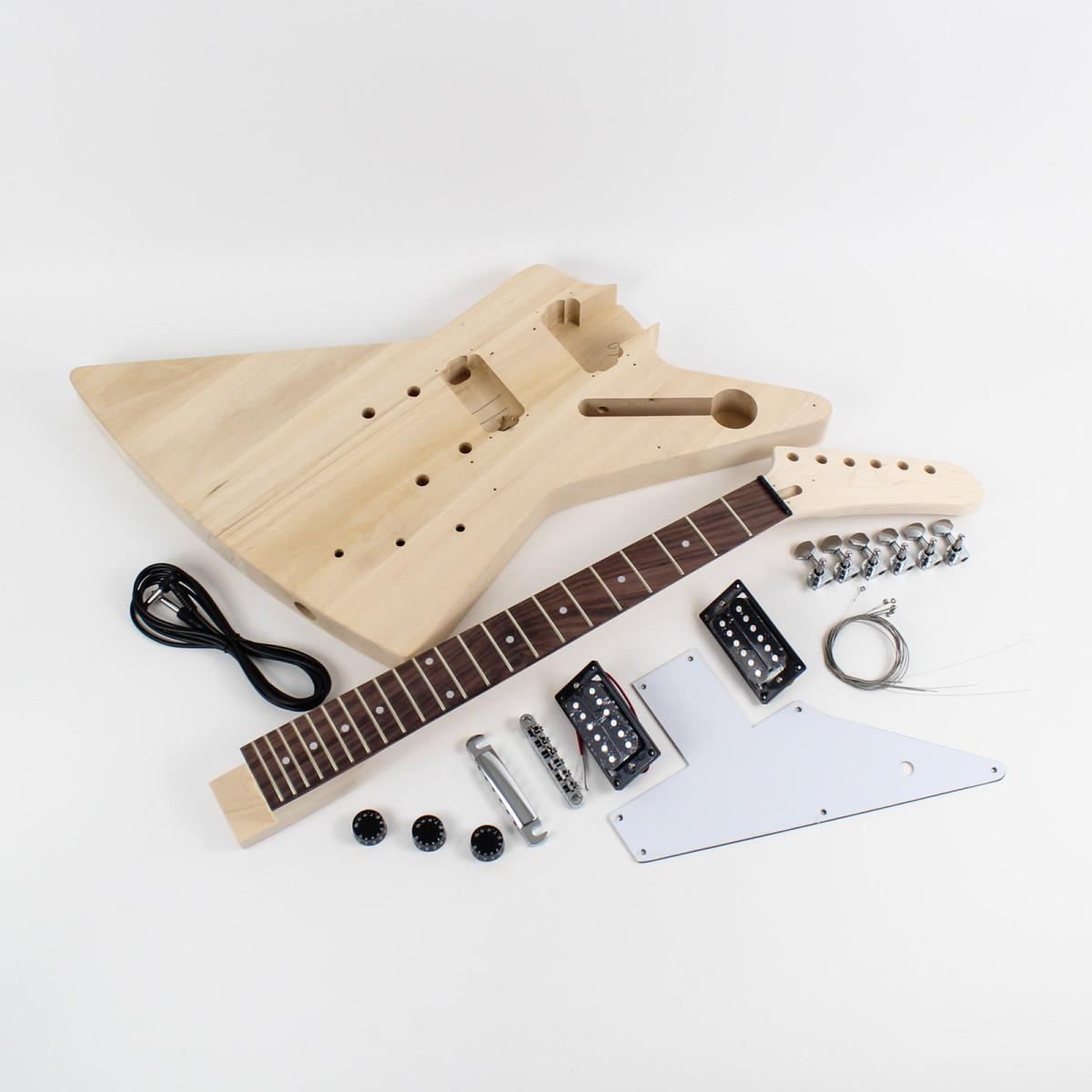 Best ideas about DIY Electric Guitar . Save or Pin Gibson Explorer Guitar Kit DIY Guitars Now.